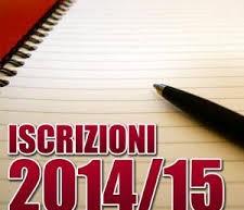 Criteri nuove iscrizioni 2015