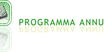 Programma annuale 2015