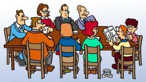 Rinvio riunioni di dipartimento