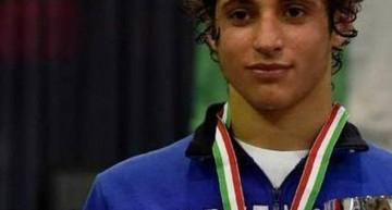Valerio Cuomo campione d'Italia!