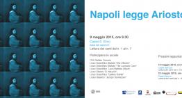 Napoli legge Ariosto