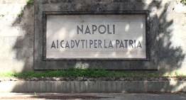 Cerimonia al Mausoleo Sacrario Schilizzi di Posillipo