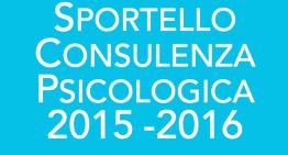 Sportello di Consulenza Psicologica per gli studenti