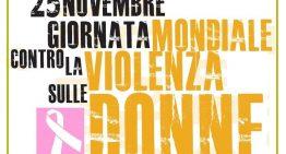 Giornata internazionale contro la violenza sulle donne – 25-11-2016