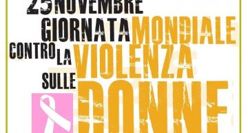 25 novembre: Giornata contro la violenza sulle donne al Mazzini