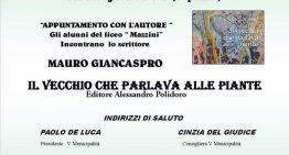 Incontro con l'autore Mauro Giancaspro