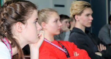 Accoglienza alla scuola di Budapest