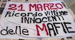 Giornata in onore delle vittime innocenti di mafia