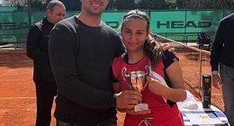 Vittoria di Vivenzio (1C) al Torneo del 18 marzo 2019 presso il T.C. Vomero