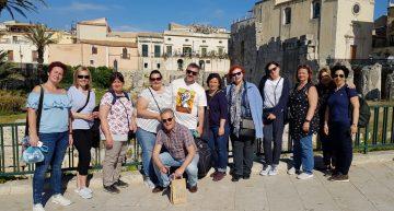 "Progetto ""Kulturkiosk II"": incontro conclusivo a Taormina"