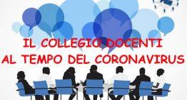 Convocazione Collegio Docenti online per l'8 aprile 2020