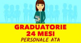 Aggiornamento delle graduatorie permanenti  AA –  AT – CS