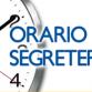 Avviso: Gli Uffici di Segreteria ricevono previo appuntamento