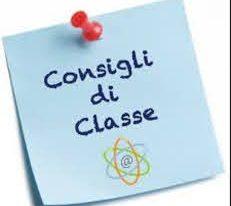 Consigli di classe dal 10 al 15 dicembre 2020