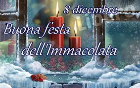 Festività 7 e 8 dicembre 2020