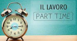 Part-time : personale Docente e A.T.A. a.s. 2021/2022 scadenza entro il 12 marzo