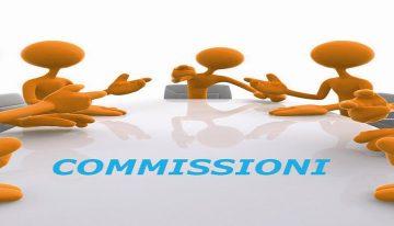 Commissione esaminatrice Prove Integrative-giovedì 09 settembre 2021